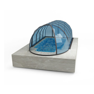 Pvc Swimming Cover Premier Review Portable Pool Enclosures