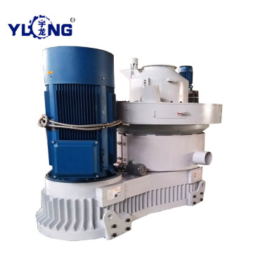 Yulong Palm Pellet Mill
