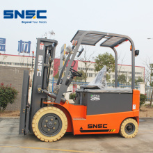 New 3.5 Ton Electric Forklift Truck