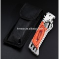 Assist Opening Pocket Knife with LED Flashlight