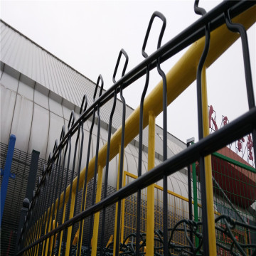 High Galvanized Powder Coated Decofor panel fence