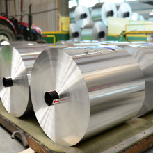 Factory making for Aluminum Foil 1235 aluminum foil for cable shield and adhesive supply to Kiribati Exporter