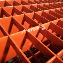 Pressure Locked Steel Grating