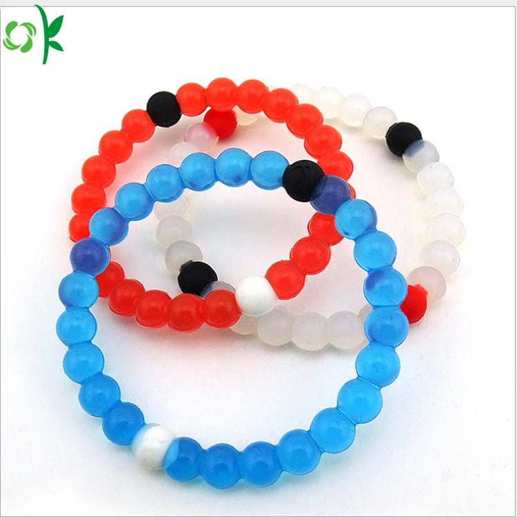 Bead Bracelet With Mixed Colors