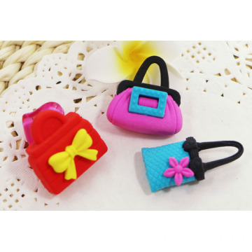 2014 new design fashion handbag eraser for promotional gift