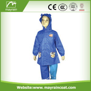Wholesale Price for Polyester Raincoat