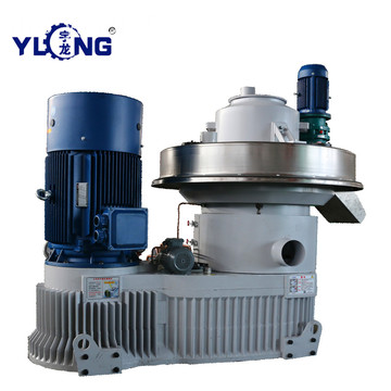 Mesin Tekan Yulong Biomass Pellet