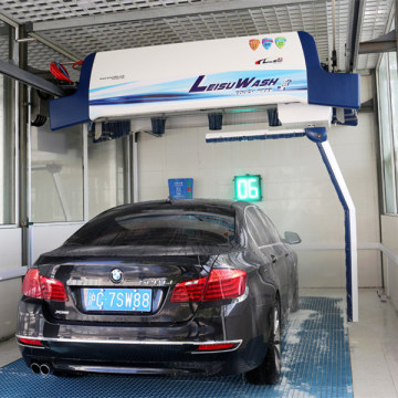 Lei su wash 360 automatic car wash system