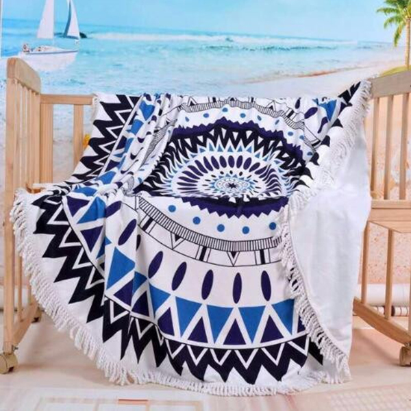 travel beach towel
