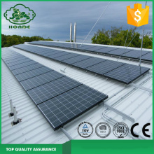 Professional Design for Solar Panel Flat Roof Mounting System Solar Mounting Structure Extruded Profile export to Uganda Manufacturers
