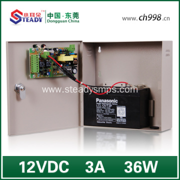 Low MOQ for for Cctv Boxed Power Supply Access Control Power supply with Backup(UPS) export to India Wholesale