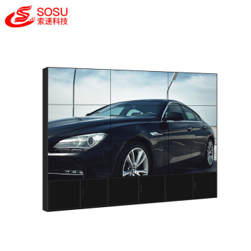 47inches lcd wall stage background display screen