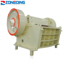 Gravel Brick Crushing Jaw Stone Crusher