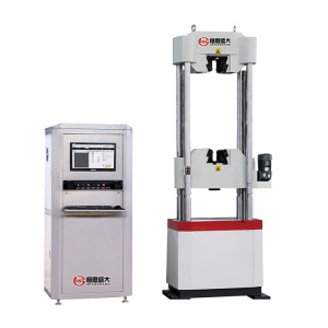 Computer Control Steel Strand Tension Testing Machine