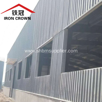 Iron Crown Anti-corrosion Insulating PET MgO Roof Tile