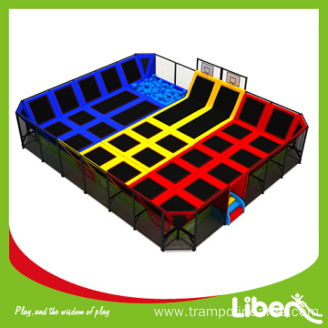 Kids Colorful Indoor Cheap Trampolines Prices