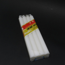 Aoyin brand cheap paraffin wax white candles
