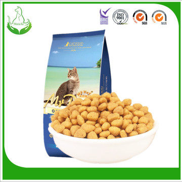 Wholesale salmon dry pet cat food
