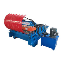 IBR Metal Roof Plate Hydraulic Arching Curving Machine