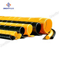 Good price portable non-kinking plastic spiral guard