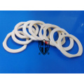 alumina ceramic machining circles rings flanges
