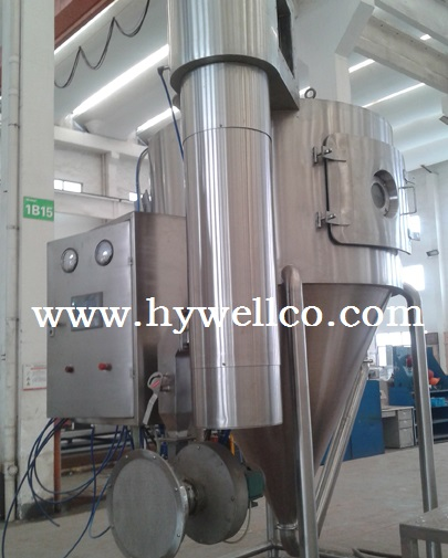Chinese Medicine Extract Sprayed Powder Drying Tower