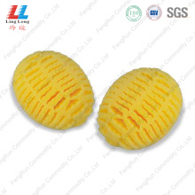 Customized for Durable Bath Sponge Absorption Mesh Sponge For Bathing export to France Manufacturer