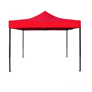 Manual assembly 10x10 commercial folding gazebo tent