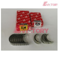 YANMAR engine 3TN78E bearing crankshaft con rod conrod