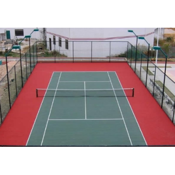 Acrylic (acrylic) court coating