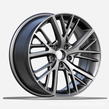 Gunmetal Toyota Replica Wheels