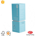Luxury paper perfume box cosmetic packaging box