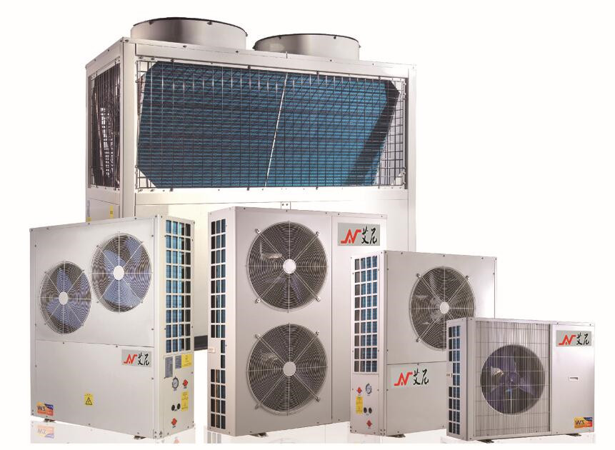 Air Source Heat Pump room heater