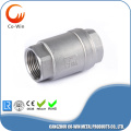Vertical 2 PC Check Valve
