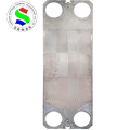 Stainless steel thickness 0.7 mm T20B heat exchanger