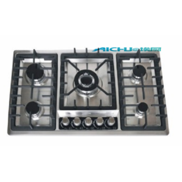 5 Burners Gas Stove Gas Cooktops