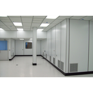 Laboratory cleanroom class 10 000 services