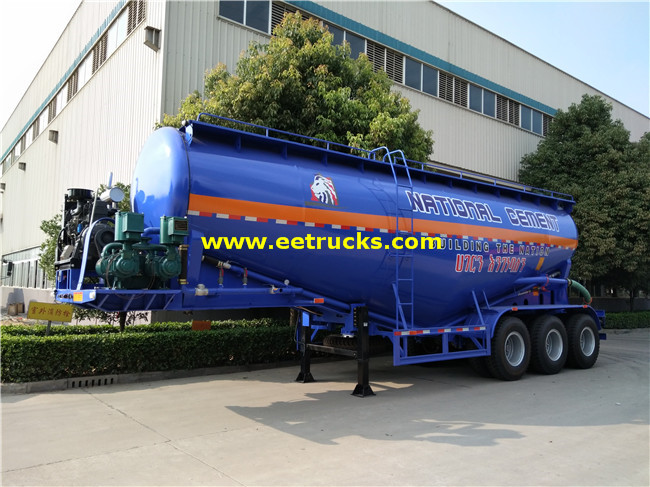 12000 Gallon Grain Tanker Trailers
