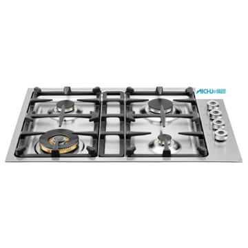 Gas 5 Burner Cooktop Italian Brand Kitchenb