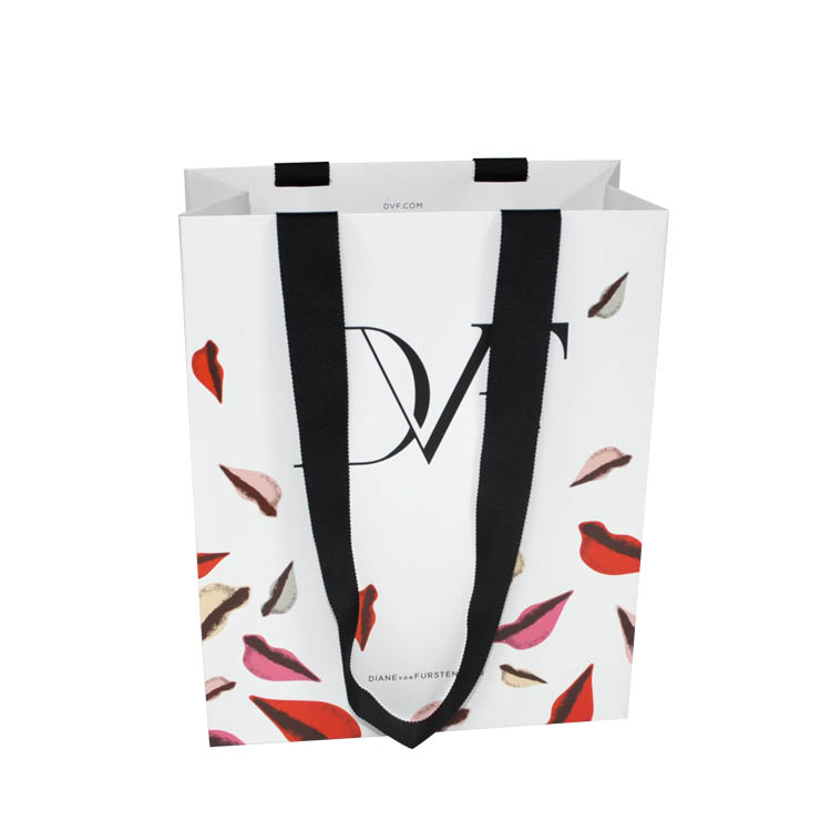 Custom High Quality Gift Packing paper bag