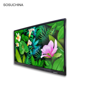 55 inch self service aluminum frame infrared whiteboard