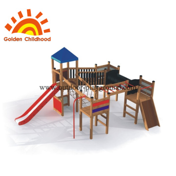 outdoor train play structure for preschoolers