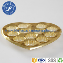 Plastic Heat Shape Blister Tray For Chocolata