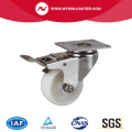 Stainless 2.5 Inch 70Kg Plate Brake TPA Caster