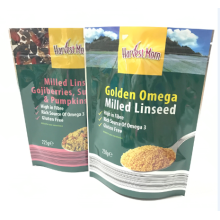 Milled Linseed Packaging Bag