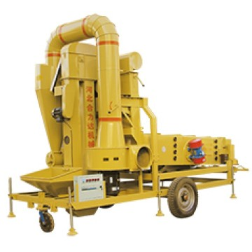 New machine mobile chia seed cleaning machine