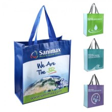 10 Years manufacturer for Reusable Shopping Bag Laminated tote shopping bags export to Canada Wholesale