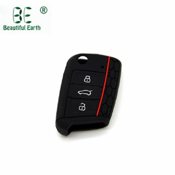 Designed Vw Beetle Silicone Cars Key Cover
