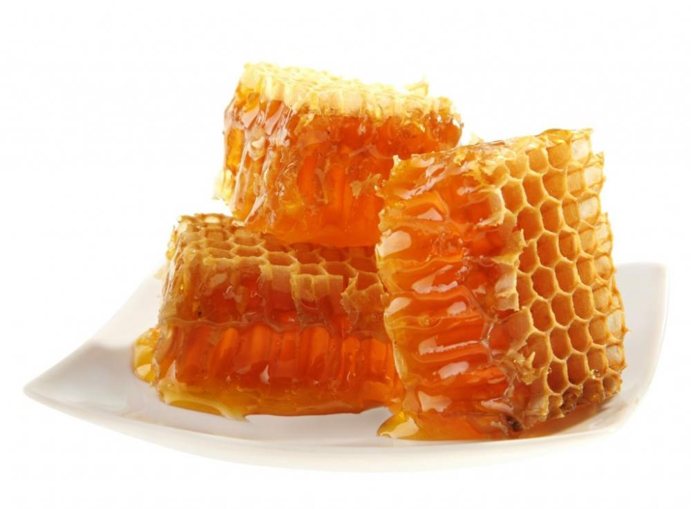 bulk packaging light amber honey new crop