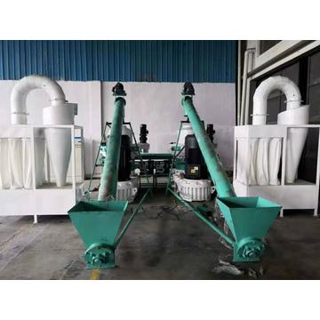 Shandong ISO approved factory Wood Pellet Mill Price